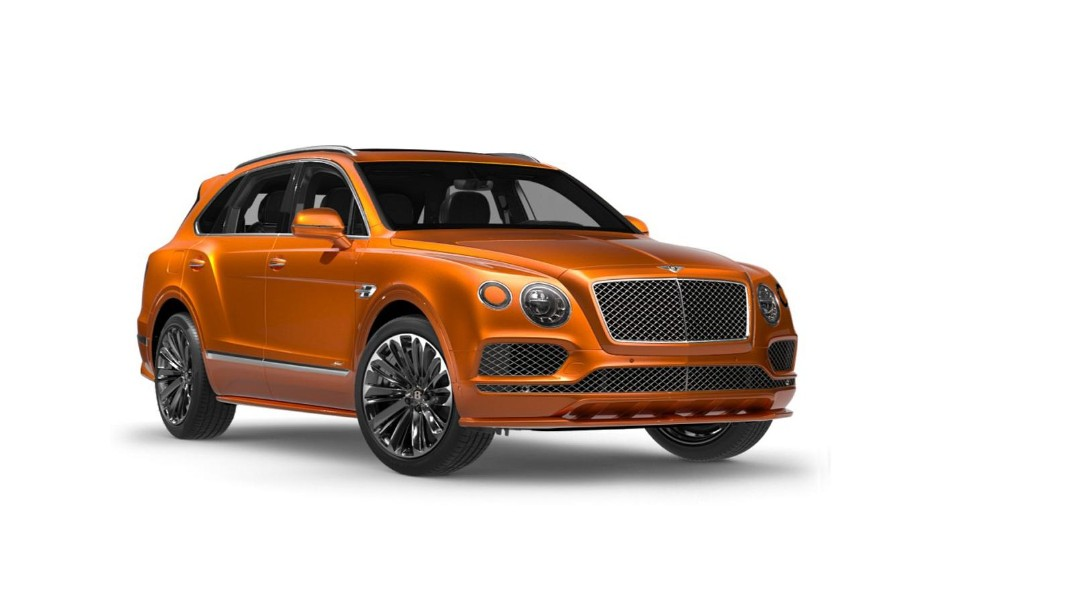 Bentley Bentayga Public 2020 Others 005