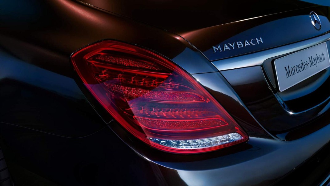 Mercedes-Benz Maybach S-Class 2020 Exterior 008