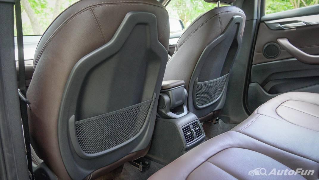 2021 BMW X1 2.0 sDrive20d M Sport Interior 035