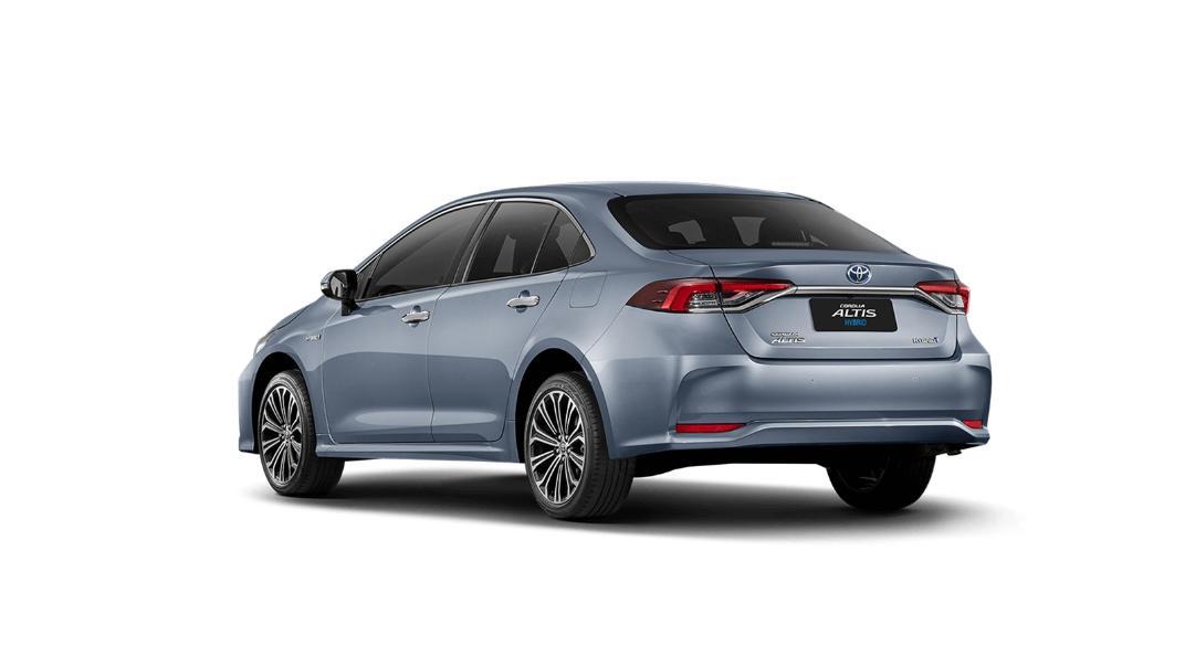 Toyota Corolla Altis 2021 Exterior 007