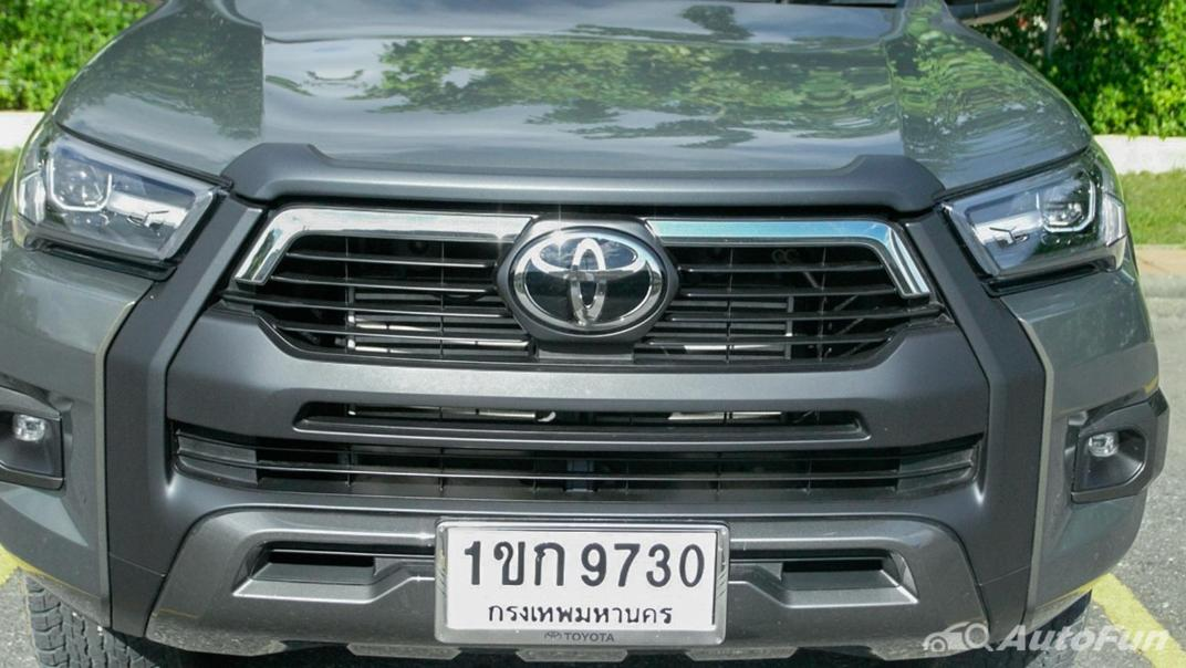 2020 Toyota Hilux Revo Double Cab 4x4 2.8High AT Exterior 025