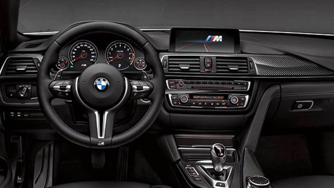 BMW M4-Coupe 2020 Interior 003