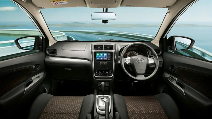 Toyota Avanza 2020 Interior 001