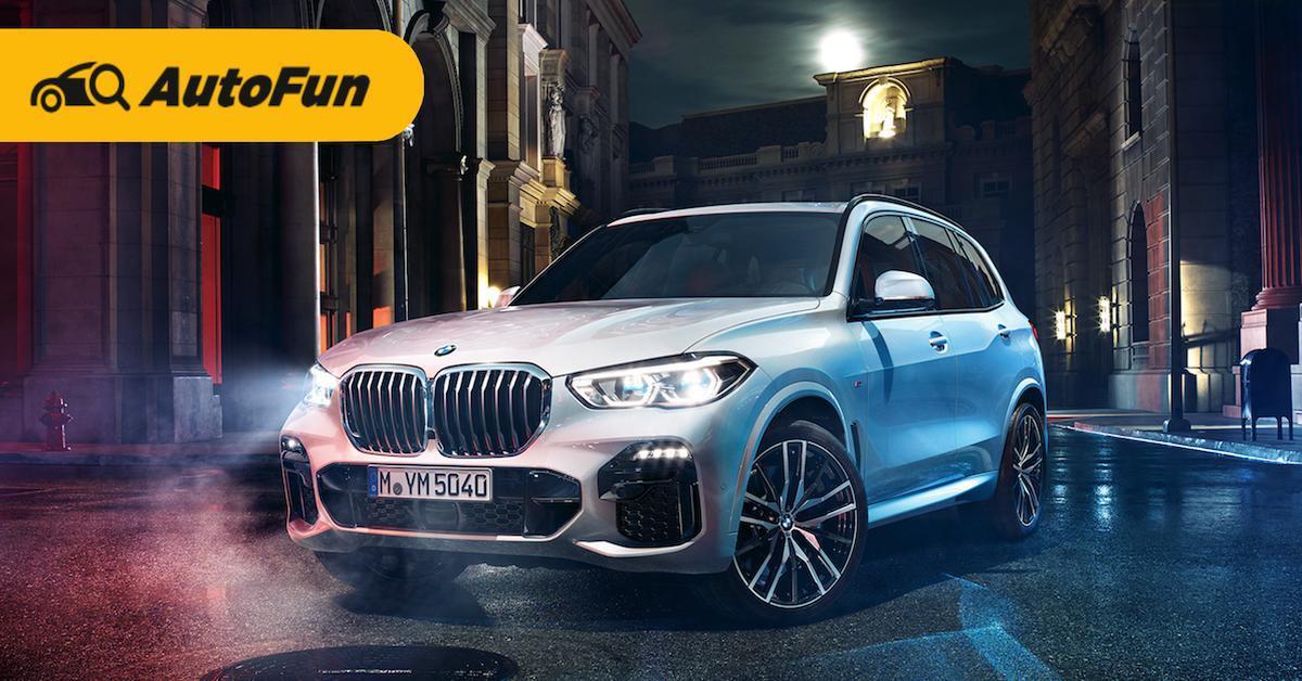 Review: 2020 The All-New BMW X5 ครอสโอเวอร์หรูสปอร์ตเพื่อไลฟ์สไตล์คนรุ่นใหม่ 01