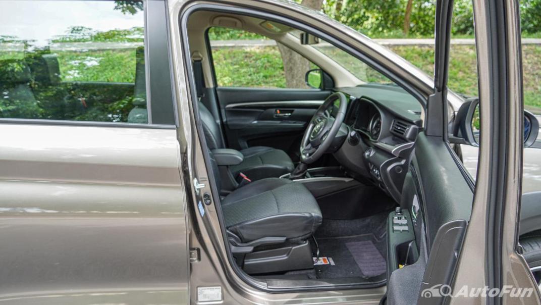 2020 1.5 Suzuki XL7 GLX Interior 026