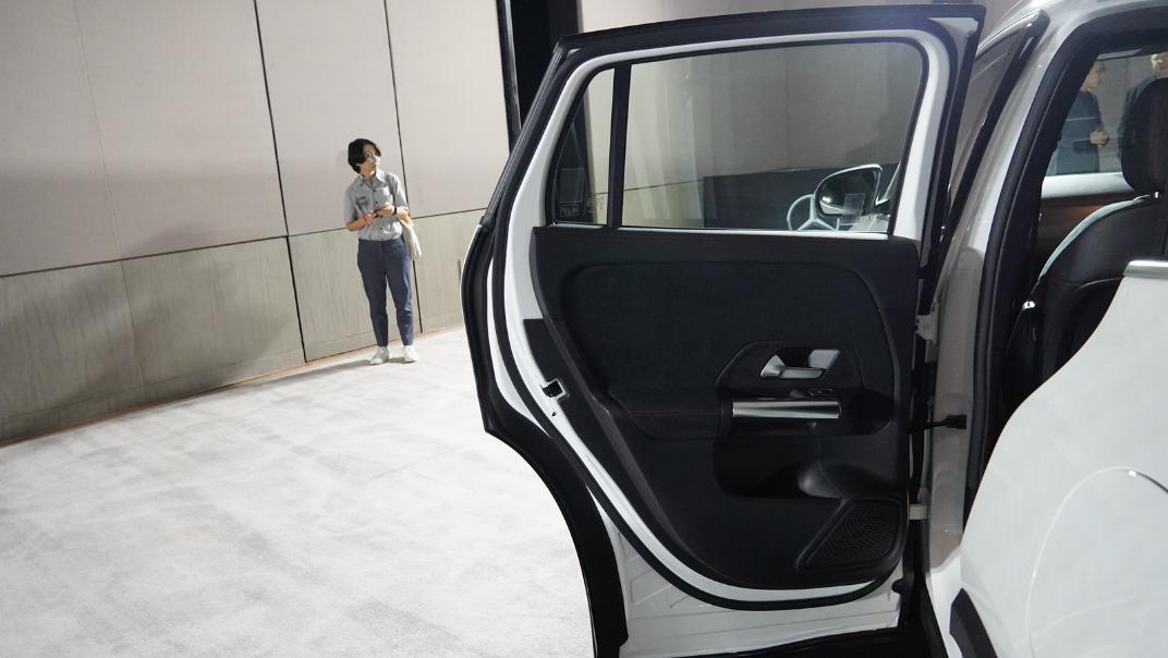 2021 Mercedes-Benz GLA-Class 200 AMG Dynamic Interior 029
