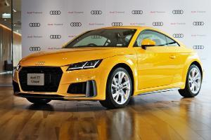 ชมคันจริง 2021 Audi TT รุ่นปรับออพชั่น เพิ่มแรง แต่งสวย ราคา 3.399 ล้านบาท