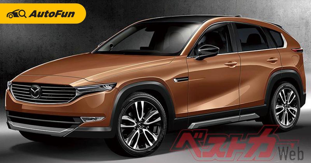 2022 Mazda CX-5 ทำไมถึงต้องใช้ขุมพลัง 6 สูบเรียงไมลด์ไฮบริด - หวังชน BMW? 01