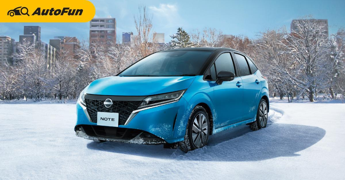 ชะงักทั้งโรงงาน Nissan Note และ Honda Jazz ผลิตน้อยลง เพราะวัตถุดิบขาดตลาด 01