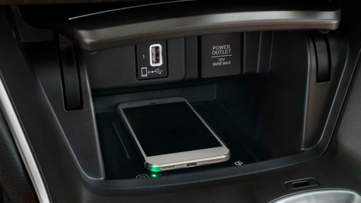 Honda Accord 2020 Interior 006