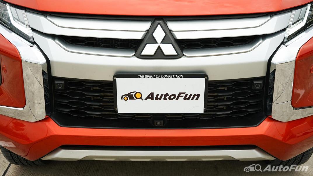 2020 Mitsubishi Triton Double Cab 4WD 2.4 GT Premium 6AT Exterior 012