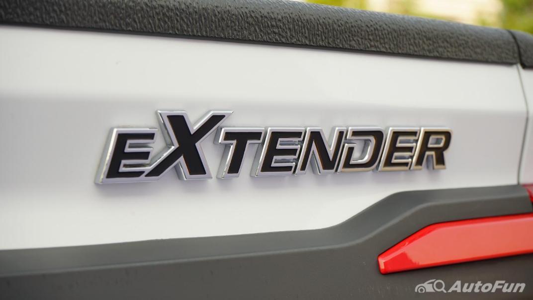 2021 MG Extender Exterior 014