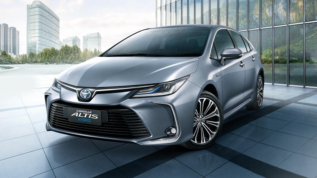Toyota Corolla Altis 2021 Exterior 022