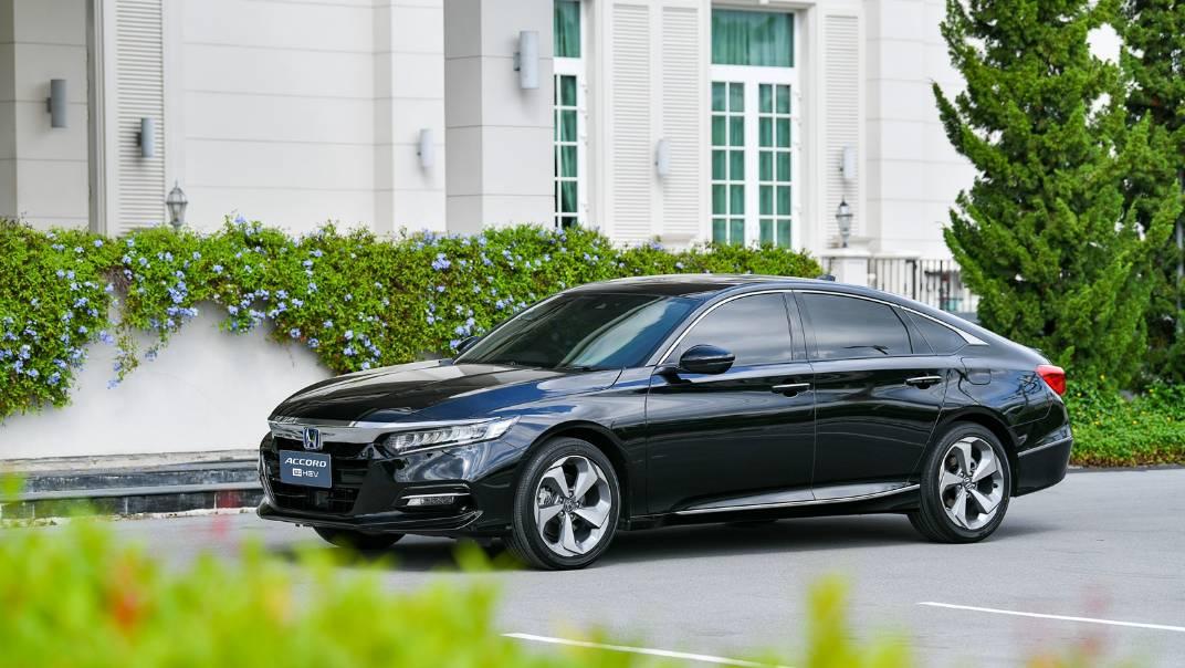 2021 Honda Accord 2.0L e:HEV EL+ Exterior 007