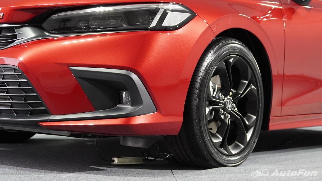 2022 Honda Civic RS Exterior 066