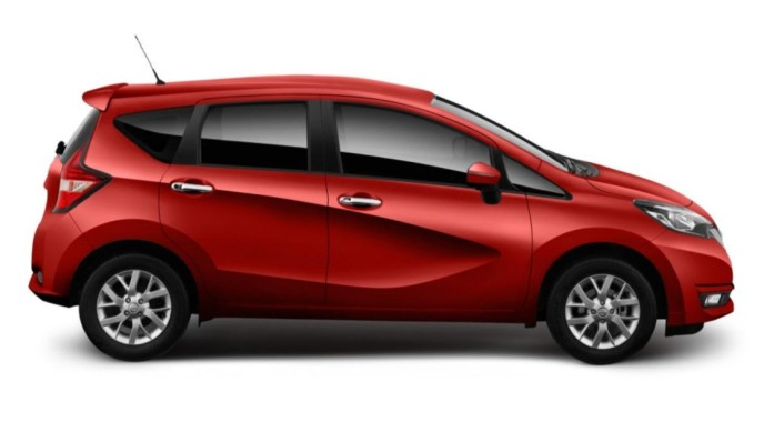 Nissan Note 2020 Exterior 010
