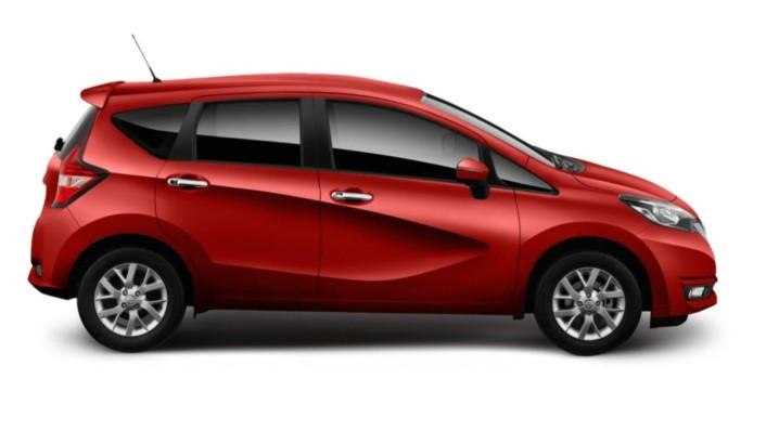Nissan Note Public 2020 Exterior 010