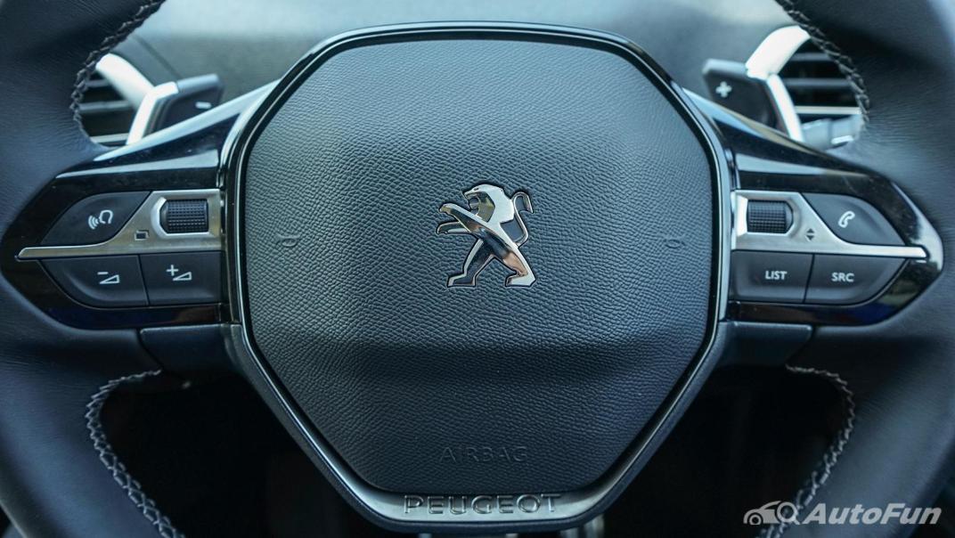 2020 Peugeot 5008 1.6 Allure Interior 008