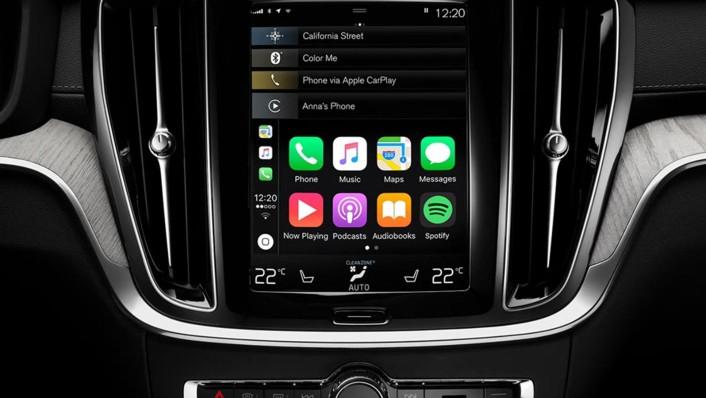 Volvo V60 2020 Interior 008