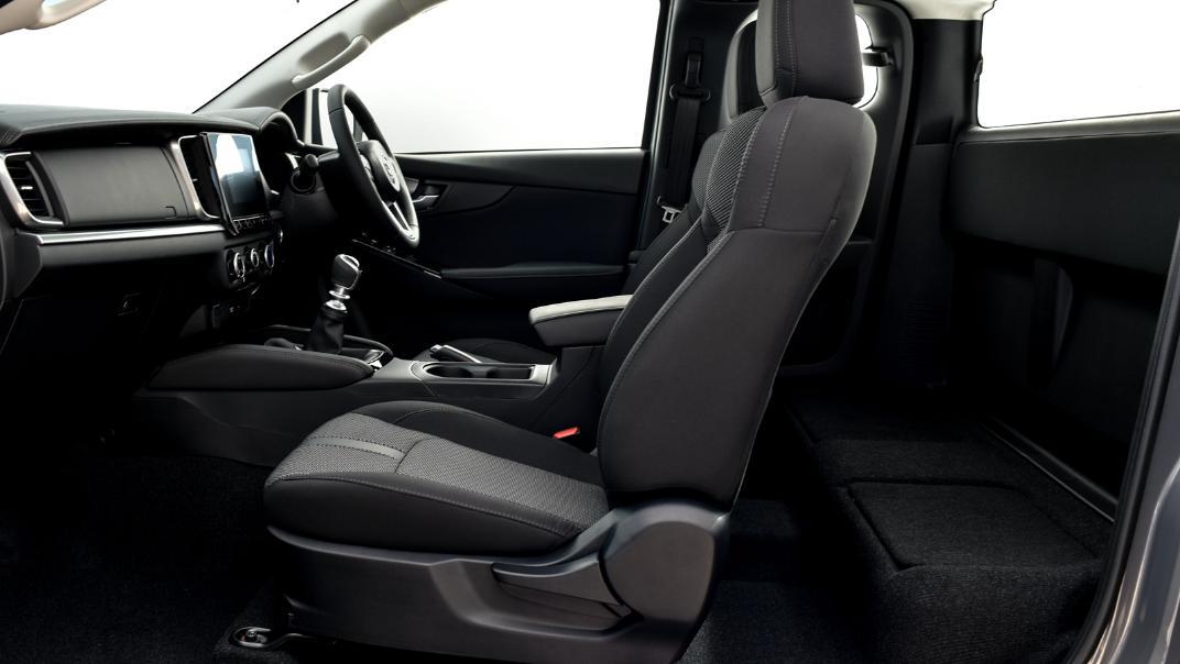 2021 Mazda BT-50 Freestyle cab Upcoming Version Interior 022