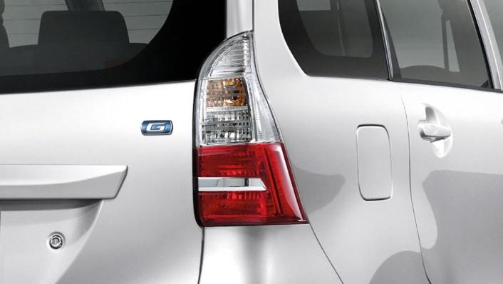 Toyota Avanza Public 2020 Exterior 001