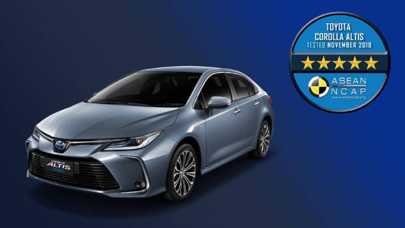 Honda Accord คว้ารางวัลความปลอดภัย ASEAN NCAP Grand Prix Awards 2020 และ Toyota กวาดรางวัลไปมากที่สุด 02