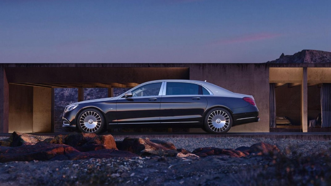 Mercedes-Benz Maybach S-Class 2020 Exterior 002