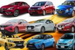จัดอันดับ 9 Eco Car เมืองไทยคันไหนประหยัดที่สุด ลองทายกันดู