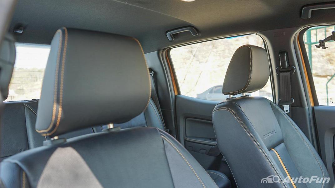 2020 Ford Ranger Double Cab 2.0L Turbo Wildtrak Hi-Rider 10AT Interior 031