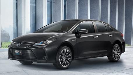 2021 Toyota Corolla Altis Premium ราคารถ, รีวิว, สเปค, รูปภาพรถในประเทศไทย | AutoFun