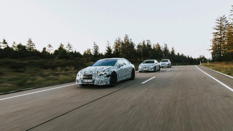 โปรเจคต์ไฟลนก้น Mercedes-Benz เปลี่ยน AMG, G-Class และ Maybach เป็นไฟฟ้าล้วนในปี 2021 02