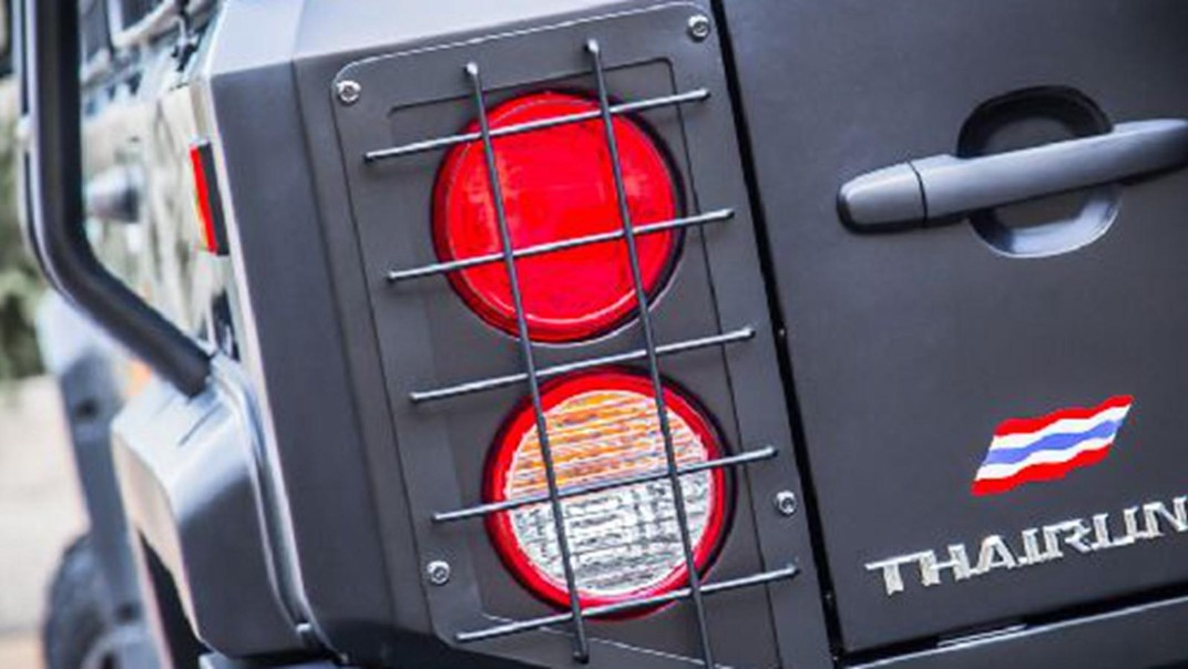 Thairung TR Transformer II 9 Seater 2020 Exterior 006