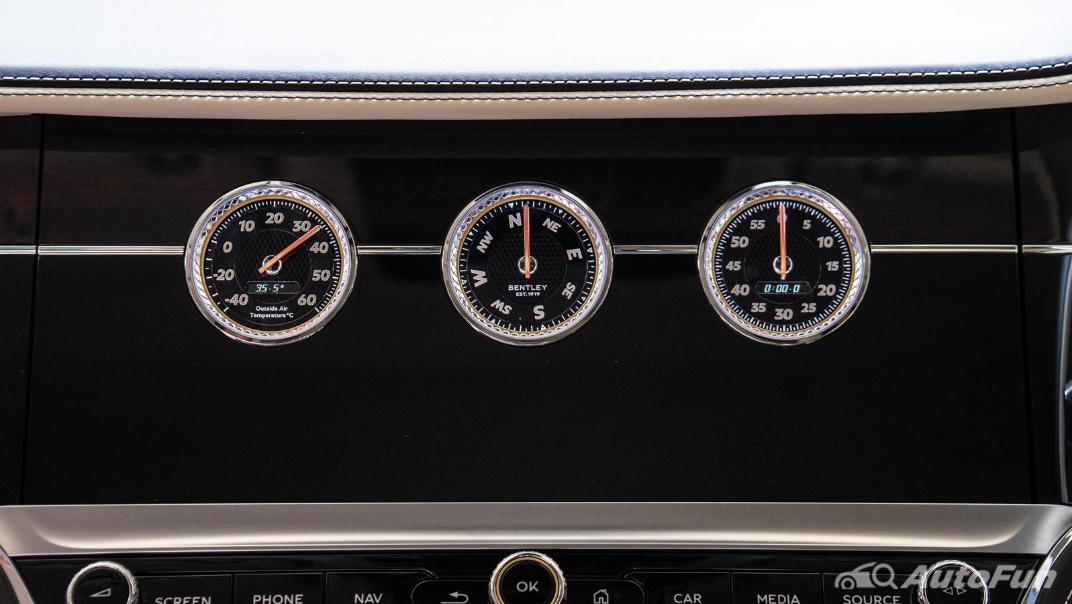 2020 Bentley Flying Spur 6.0L W12 Interior 014