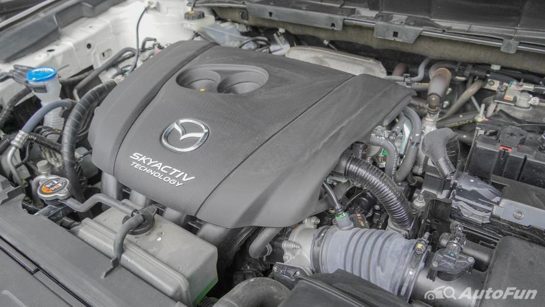 2020 2.5 Mazda CX-8 Skyactiv-G SP Others 002