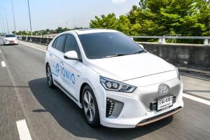 แบงค์บอกต่อ Hyundai IONIQ ลดโหด Flash Sale เหลือ 1,111,000 บาท