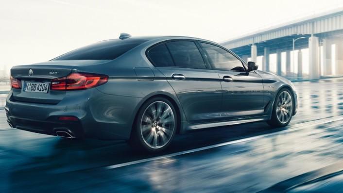 BMW 5-Series-Sedan 2020 Exterior 004