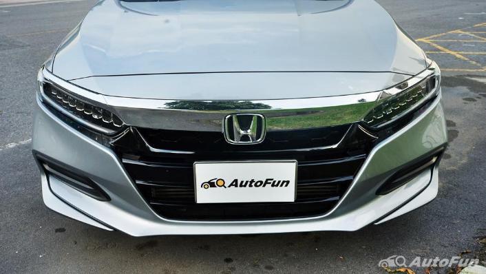 2020 Honda Accord 1.5 Turbo EL Exterior 009