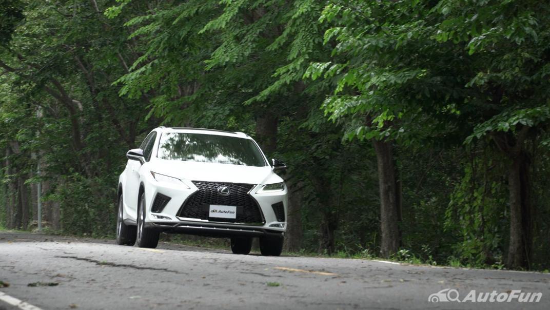 2020 Lexus RX 3.5 350 F Sport Exterior 058
