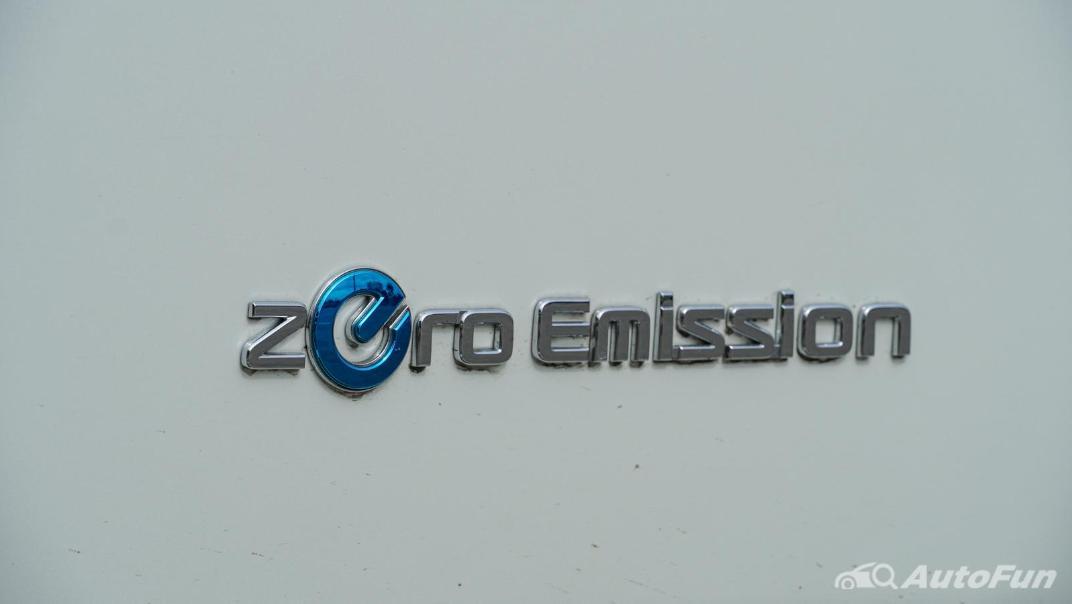 2020 Nissan Leaf Electric Exterior 027