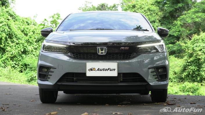 2021 Honda City Hatchback e:HEV RS Exterior 002