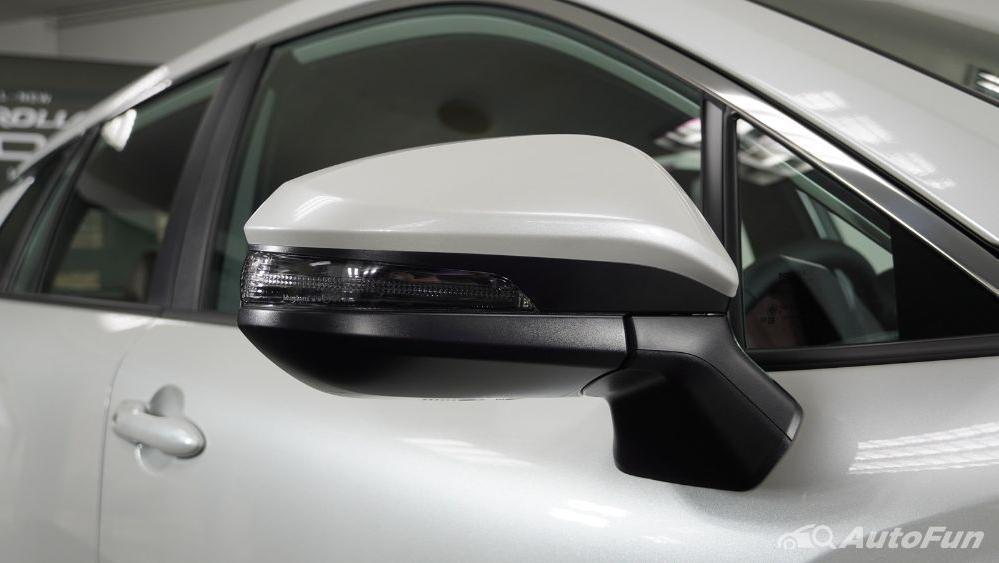 Toyota Corolla Cross Exterior 044