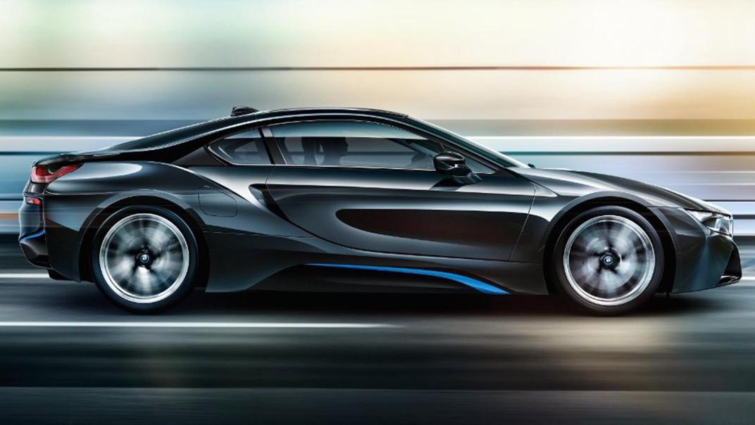 BMW I8 Public 2020 Exterior 007