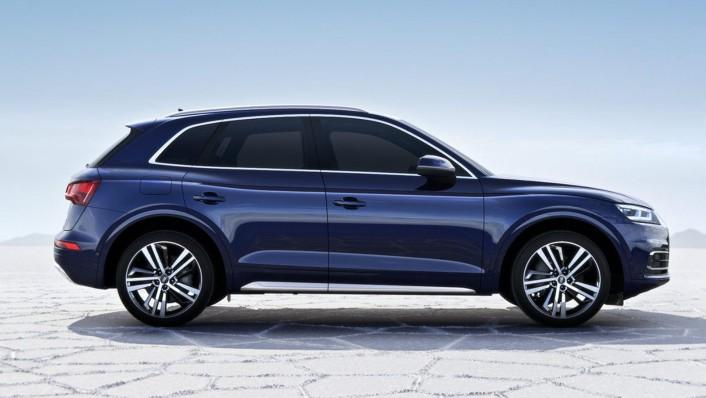 Audi Q5 2020 Exterior 006