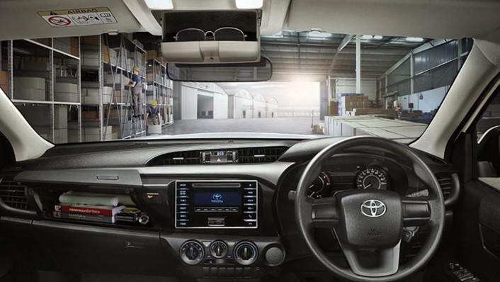 Toyota Hilux Revo Standard Cab 2020 Interior 001