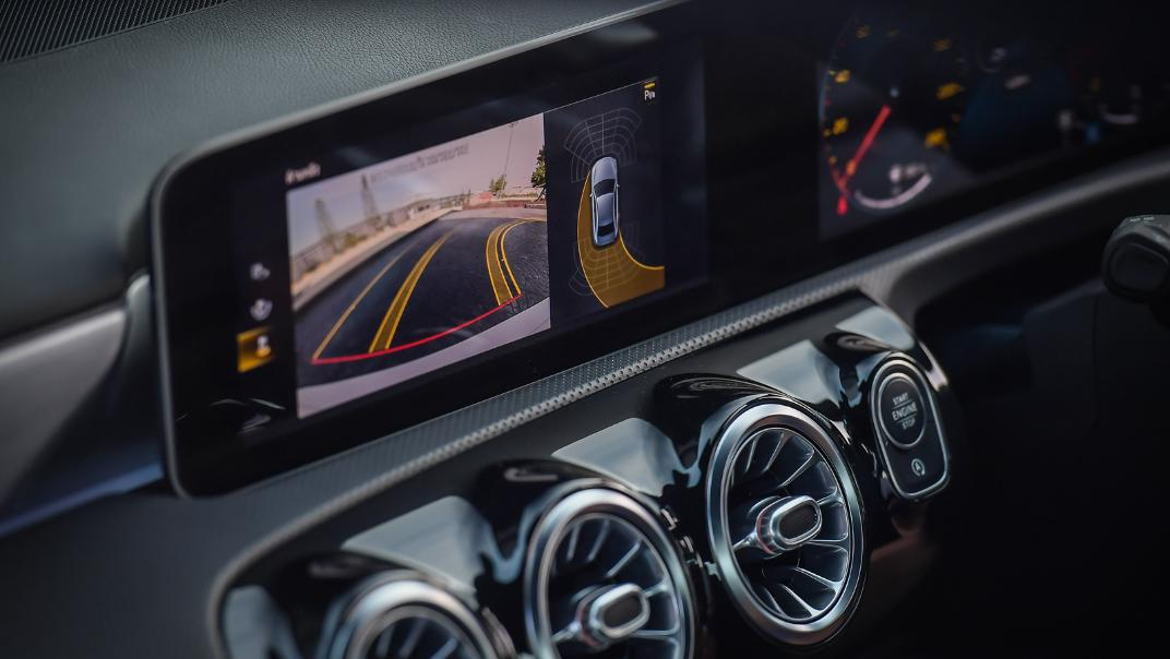 2021 Mercedes-Benz A-Class A 200 AMG Dynamic Interior 024