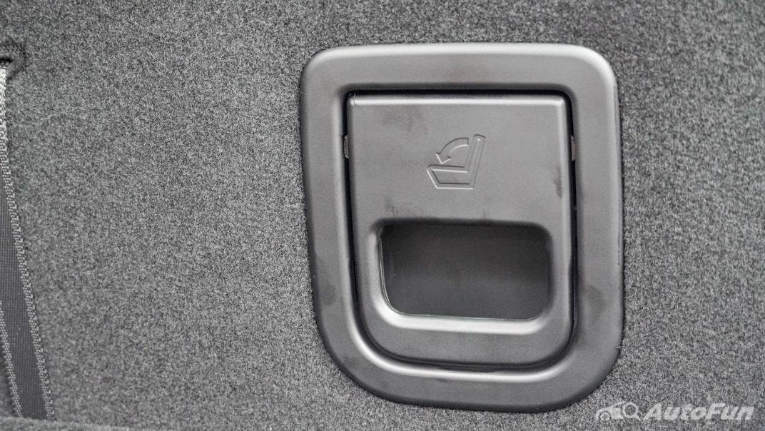 2021 Ford Everest Titanium+ Interior 034