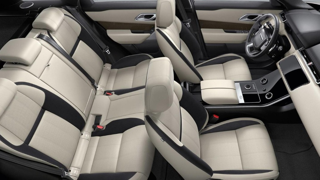 Land Rover Range Rover Velar 2020 Interior 012