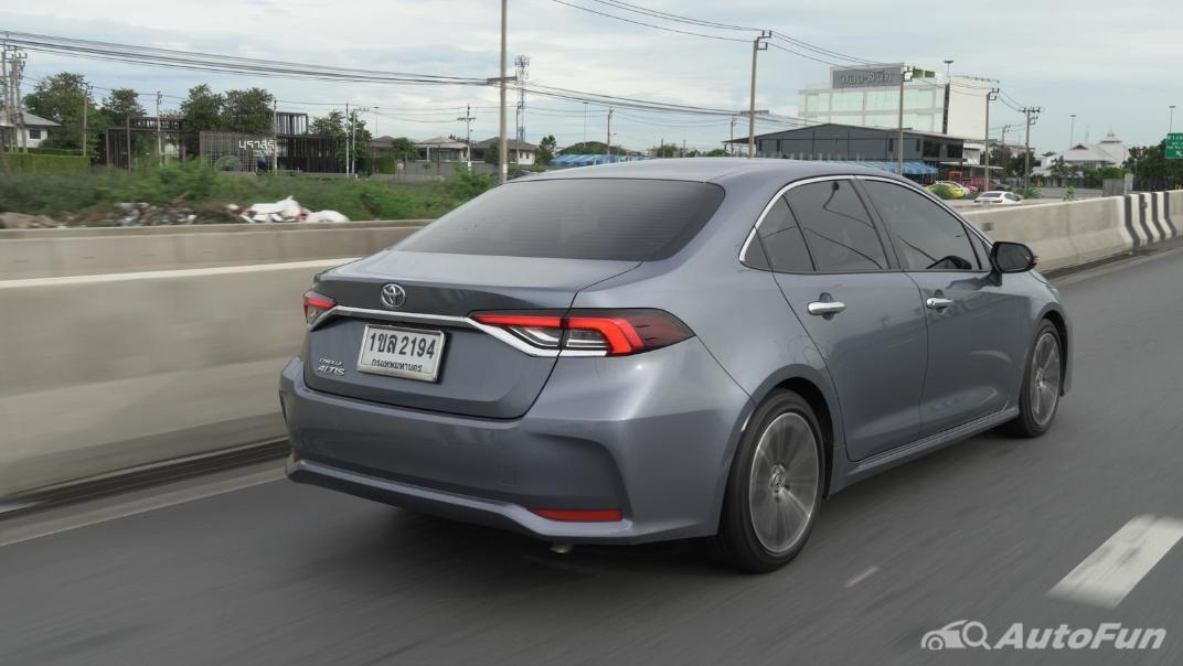 2021 Toyota Corolla Altis 1.8 Sport Exterior 046