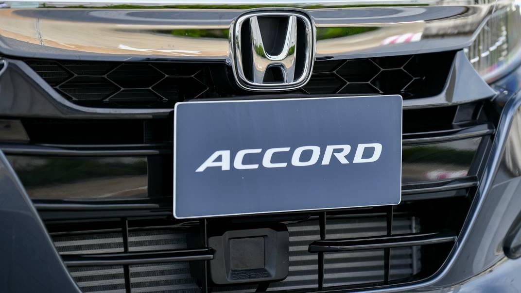 2021 Honda Accord 1.5 Turbo EL Exterior 019