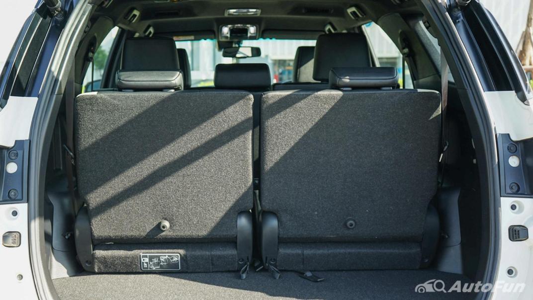 2020 Toyota Fortuner 2.8 Legender 4WD Interior 080